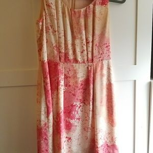 Ann Taylor summer dress